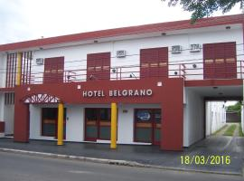 Hotel near San Luis