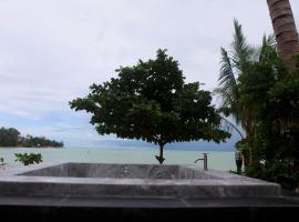 Hotel Photo: GRAND VILLA BEACH FRONT by SAMUI GARDEN HOME