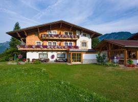 Hotel photo: Tyroler Hof