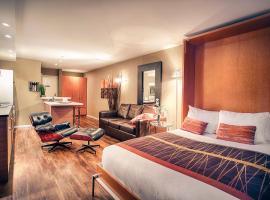 מלון צילום: NUVO Hotel Suites