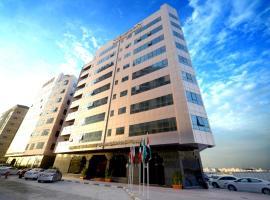 Hotel photo: Emirates Stars Hotel Apartments Sharjah