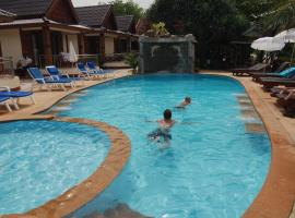 Hotel Photo: Lanta Paradise Beach Resort