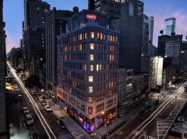 A picture of the hotel: Flatiron Hotel