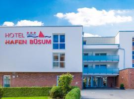 Hotel Photo: Hotel Hafen Büsum