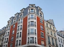 Hotel photo: Pick a Flat - Residence Saint Michel / Sommerard