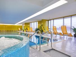 מלון צילום: Panorama Wellness Apartments