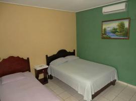 Hotel near Puerto Cortés