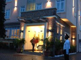 Hotel near Nigéria