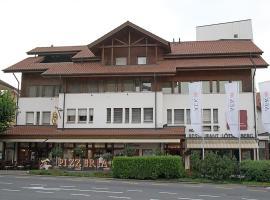 صور الفندق: Hotel Lötschberg