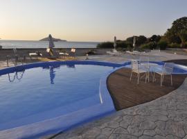 Hotel near Leros