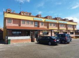 Hotel photo: Hostal Botafumeiro