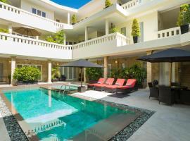 Hotel photo: Beach Melati Apartments