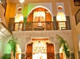 Hotel photo: Riad-Boutique Borj Dhab Fez