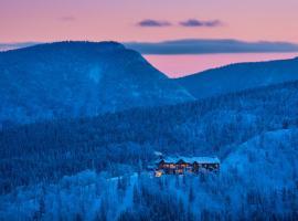 Hotel photo: Auberge de Montagne des Chic-Chocs Mountain Lodge - Sepaq