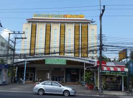A picture of the hotel: Charoen Apartment Hotel Trang