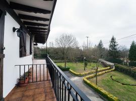 호텔 사진: Casa rural Arrobigain