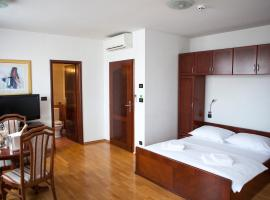 Hotel near Stenjevec