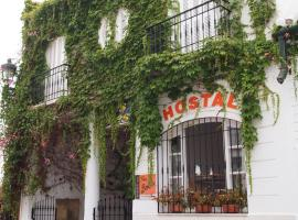 Hotel near Španělsko