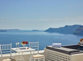 מלון צילום: La Maltese Oia Luxury Suites
