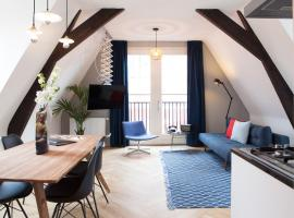 A picture of the hotel: The Duke Boutique Apartments