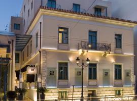 Hotel photo: Athenaeum Eridanus Luxury Hotel