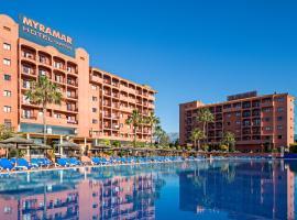 A picture of the hotel: Aparthotel Myramar Fuengirola