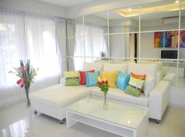 Hotel photo: Kata Plaza 1 bedroom Centrical Apartment