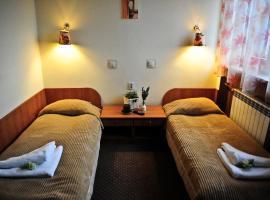 A picture of the hotel: Ośrodek Usług Hotelarskich Kinga