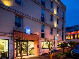 Hotel photo: Hotel ibis budget Chatillon Paris Ouest