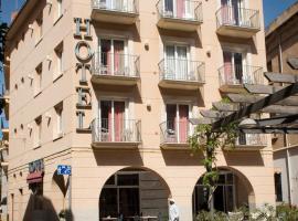 Hotel near Costa Brava