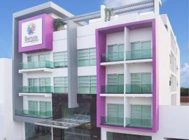 A picture of the hotel: Hotel Baroca