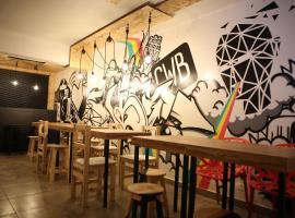 Hotel photo: Social Hostel Café e Bar