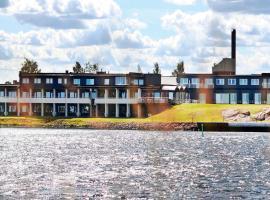 Hotel near Suecia