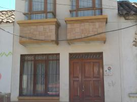 Hotel photo: Sucre Homestay
