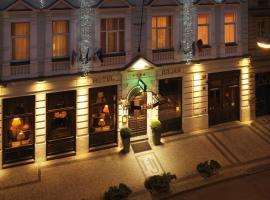 Hotel near Czech Republic
