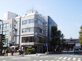 Hotel near Камакура