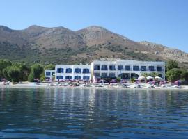 Hotel photo: Hotel Eleni Beach