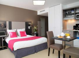 A picture of the hotel: Odalys City Rennes Lorgeril
