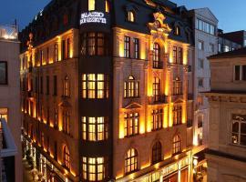 Hotel photo: Palazzo Donizetti Hotel - Special Class