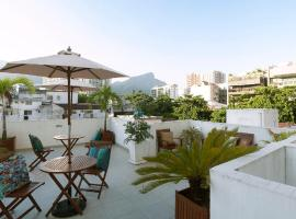 Zdjęcie hotelu: Leblon All Suites