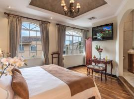 A picture of the hotel: Casa Conde Hotel & Suites