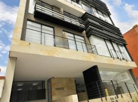 Hotel photo: Bosque Alto Apartasuite