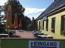 酒店照片: Restaurant & Pension Zum Flieger