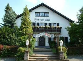 A picture of the hotel: Hotel Schweizer Haus