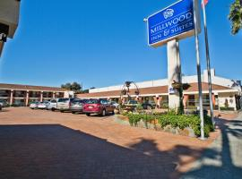 A picture of the hotel: Millwood Inn & Suites