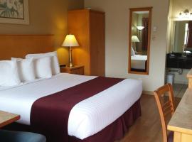 Hotel near Оканаган