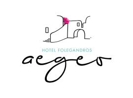 A picture of the hotel: Aegeo Hotel