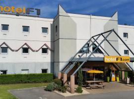 Ξενοδοχείο φωτογραφία: hotelF1 Lyon Isle D'Abeau Ouest St Exupery