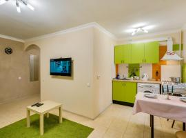 Hotel photo: Apartamenty Na Pushkinskoy 120