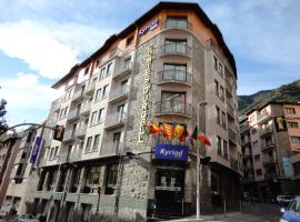 Фотографія готелю: Kyriad Andorra Comtes d'Urgell